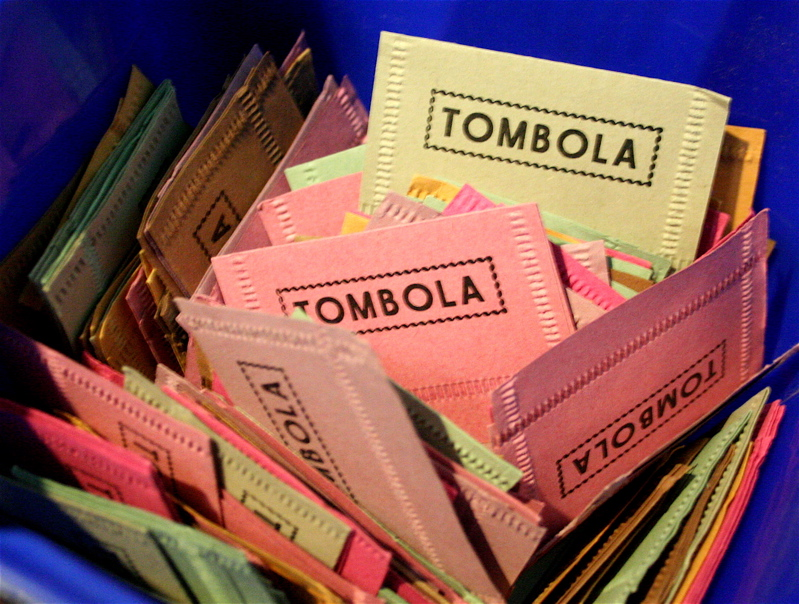 Jubilee Tombola | Next Steps  Jubilee Tombola...